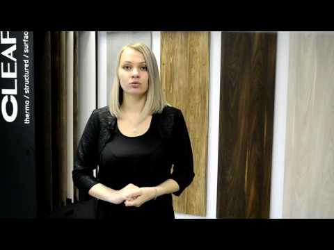 TSS CLEAF - новый фасадный материал в Новосибирске