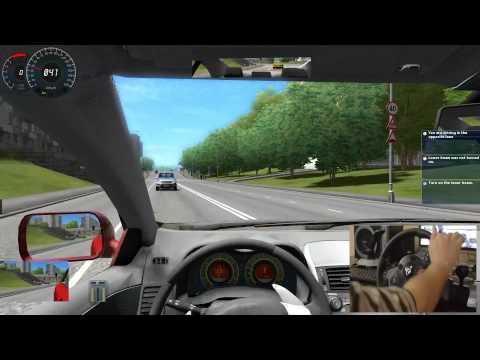 City Car Driving | Logitech Driving Force GT