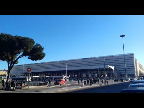 Grandi Stazioni - ROMA TERMINI