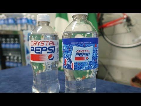 Is This Real Life? Limited Edition LA Beast Crystal Pepsi?   Bonus: How To