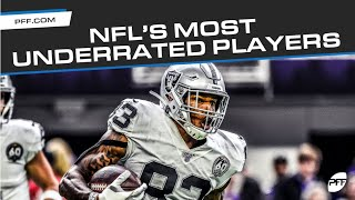 NFL's Most Underrated Players | PFF