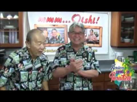 Seniors Living in Paradise - April 2018
