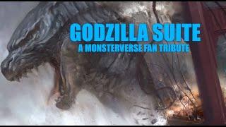 Godzilla Ultimate Theme A Monsterverse Tribute Desplat x McCreary x Holkenberg