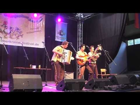 "Poskočni muzikanti -""Trachtenfest in Sankt Kathrein"" (Alpski Kvintet)"