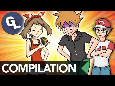 Pokemon Comic Dub Compilation 3 - GabaLeth