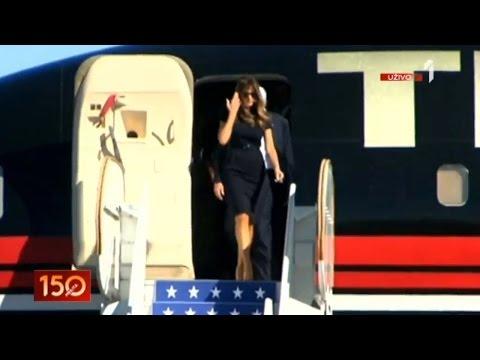 Melania Trump - U domovini prve dame, Sevnica u Sloveniji - 150 minuta - TV Prva