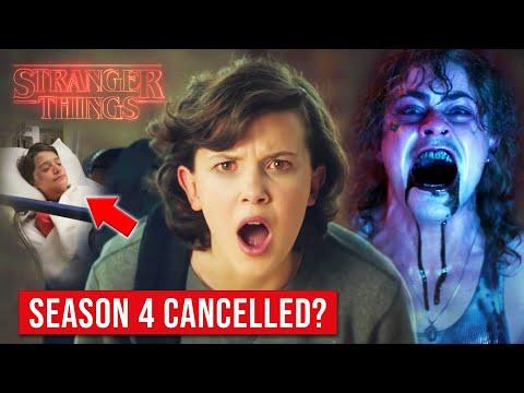 Stranger Things Season 4 CANCELED?