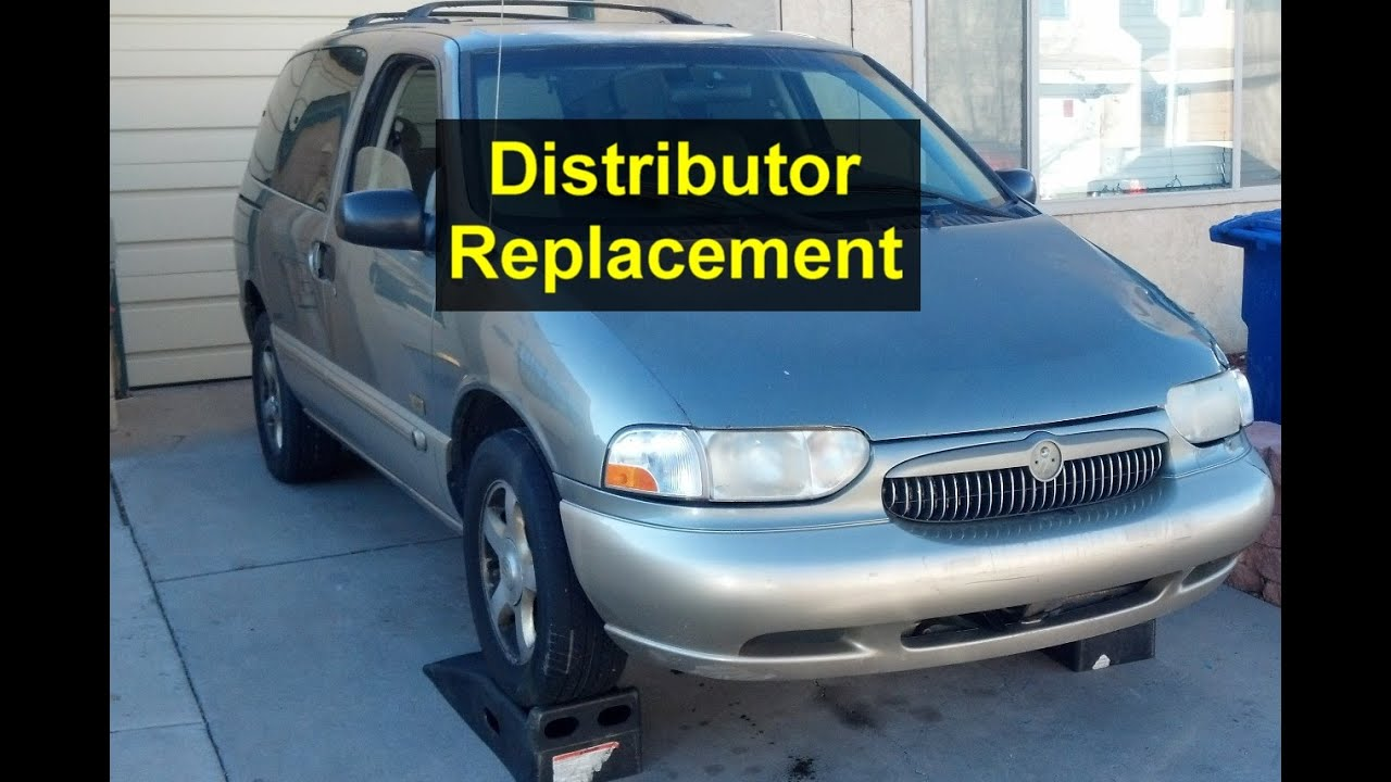 small resolution of distributor replacment for mercury villager nissan quest pathfinder xterra frontier qx4 votd