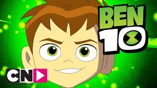 La imaginación Studios | Encontrar la manera de atraer a Ben 10! | Inglés Cartoon Network