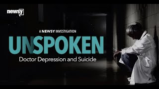 Unspoken: Doctor Depression and Suicide