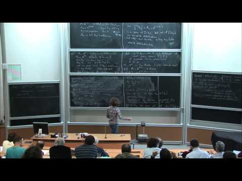 Jan Draisma: Stabilisation in algebraic geometry