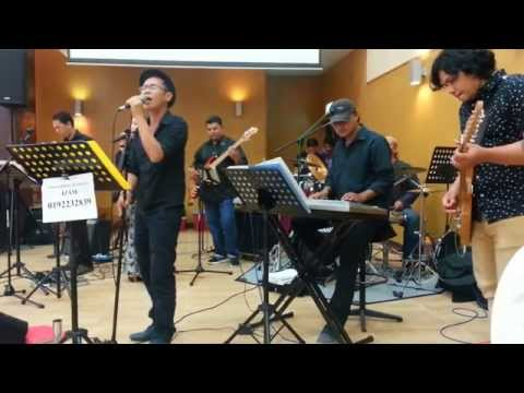 Nurul & Ajai -Aku cinta Aku Rindu -cover by izam band