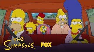 Homer Raises The Divider | Season 29 Ep. 18 | THE SIMPSONS