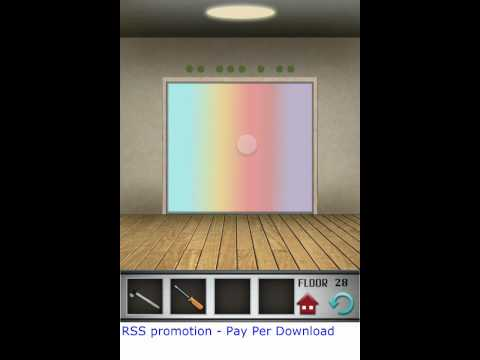 100 Floors Level 28 Walkthrough Youtube