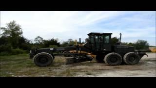 1988 John Deere 570B motor grader for sale | sold at auction October 22, 2015