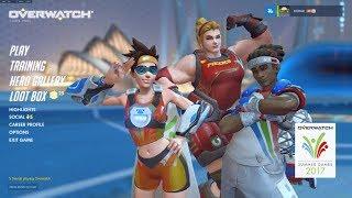 Overwatch Stream 20170821 thumbnail