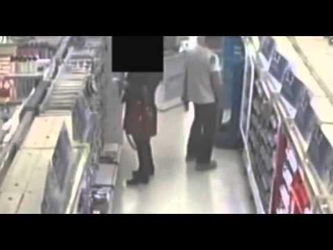 Güvenlik Şefi Hırsızı Yakalayıp Sikti
