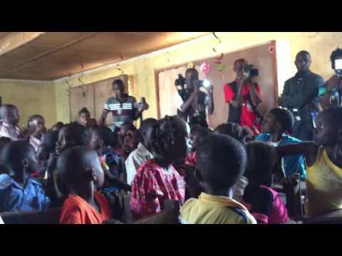 Trip to Liberia (Yvonne Nelson)