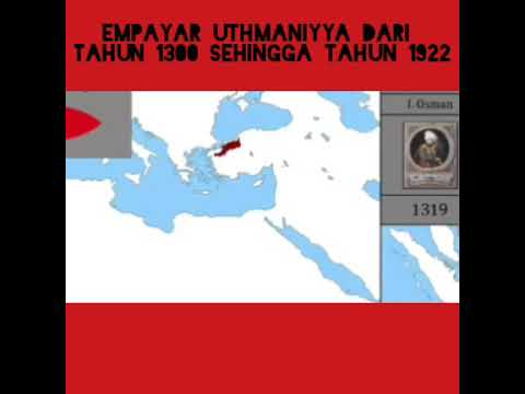 Uthmaniyyah since 1300 AD