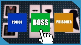 New Crime Boss Team in Roblox Jailbreak