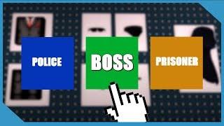 Nouvelle équipe de boss de crime dans Le jailbreak de Roblox