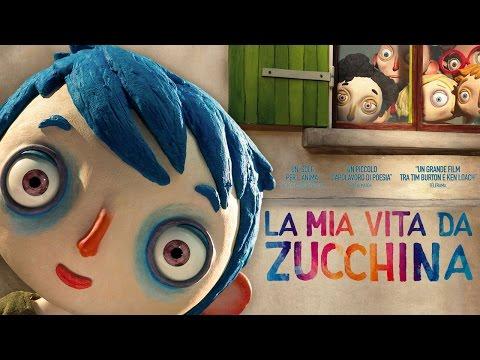LA MIA VITA DA ZUCCHINA - Trailer Italiano HD