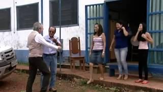Excelente programa do Globo Rural sobre o Cultivo do Pirarucu em Rondônia -  parte 1