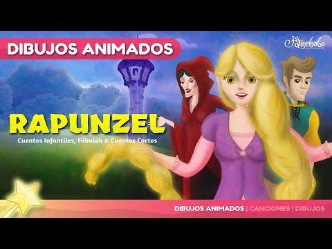 rapunzel-cuento-para-niños- -cuentos-infantiles-en-español