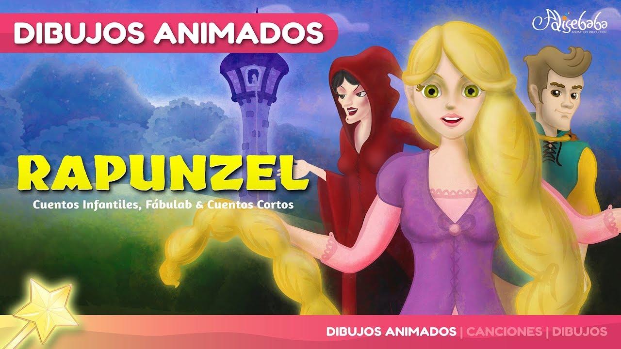 20da884af Rapunzel cuento para niños | Cuentos Infantiles en Español