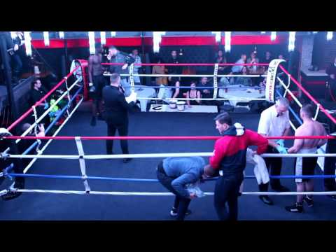 IBC Boxing - Paul Turner vs Bill Lowe