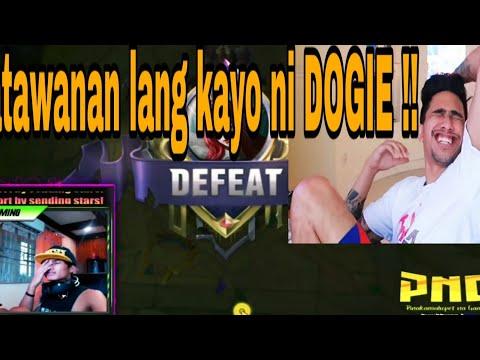 PNG squad Member [GOD GAMING] inantok bigla,  XANDER FORD VS. DOGIE | Mobile Legends
