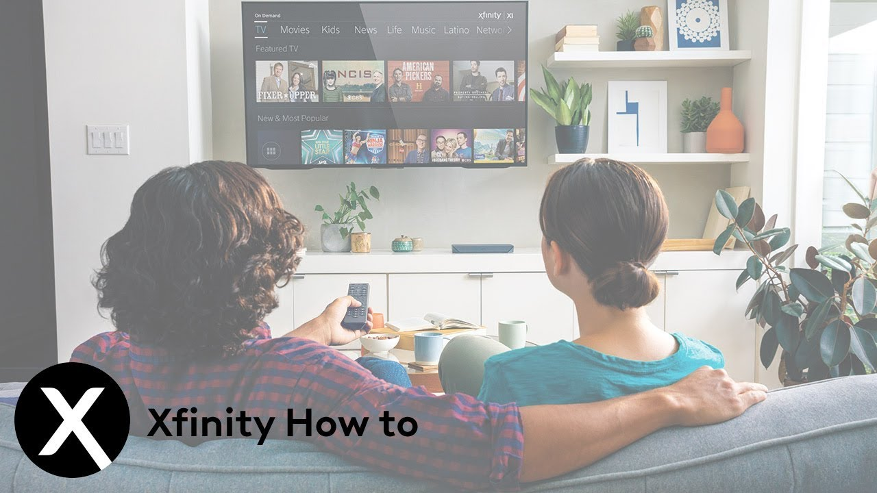 Xfinity Guide Too Big For Screen
