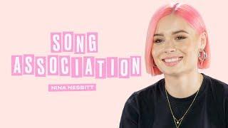 Nina Nesbitt Sings Rihanna, Justin Bieber and Calvin Harris in a Game of Song Association | ELLE YouTube Videos