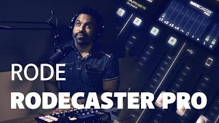 RODE RODECaster Pro | Hands-On Review
