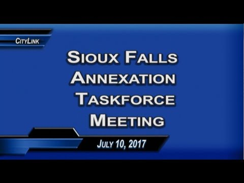 2017-07-10  Sioux Falls Annexation Task Force - 2603