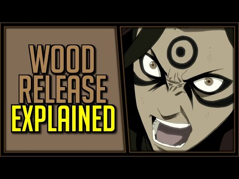 Explaining Wood Release
