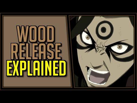 Explaining Wood Release
