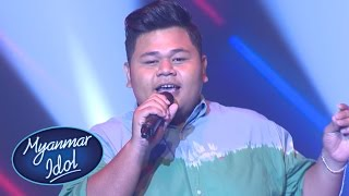 TOP 5 Myanmar Idol 2017 Performance Show   Season 2