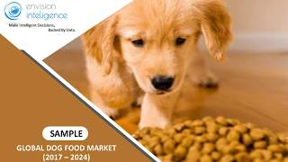 Dog Food Market – Size, Outlook, Trends and Forecasts (2018 – 2024)