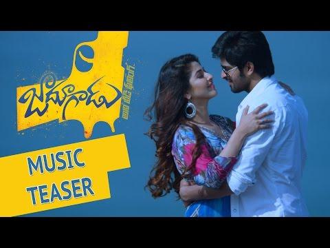 Jadoogadu Movie Music Teaser || Naga...