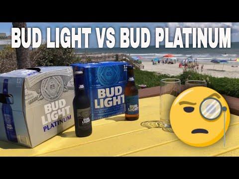 Bud Light VS Bud Platinum