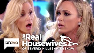 Teddi Is Accused Of Snubbing Camille's Daughter | RHOBH After Show (S9 Ep21)