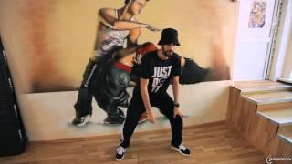 Хип-хоп танцы – школа | Урок 14 | Па-де-бурре, Guess, Charles Stone