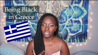 BEING BLACK IN GREECE