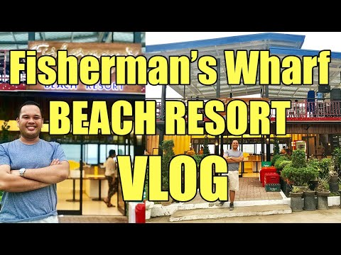 VLOG: Fisherman's Wharf Beach Resort In Gen. Santos City