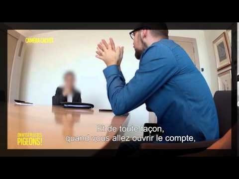 L'emmerdeur : ouvrir un compte en Suisse