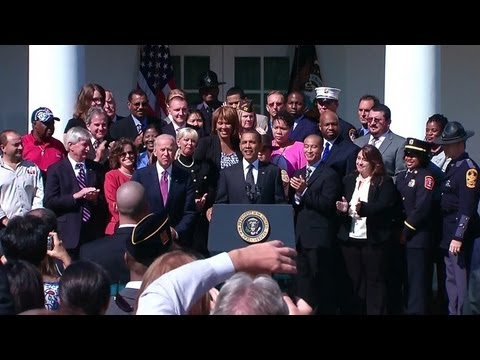 President Obama Speaks on The American Jobs Act