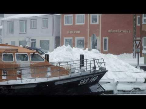 Tempête d'avril 2017 à Saint-Pierre et Miquelon