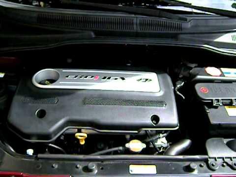 Hyundai Getz Crdi Engine