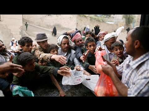 Yemen: 'The worst humanitarian crisis on Earth'